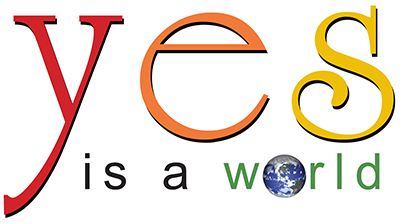 Yes is a world