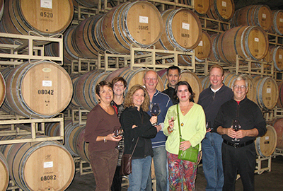 Sokol Blosser Winery Tour
