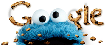 Cookie Monster by Google
